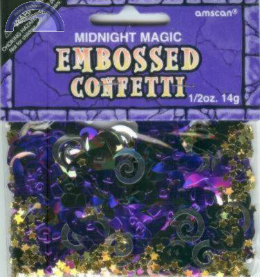Konfetti Midnight Magic