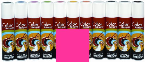 Color-Haar-Spray 75 ml, leuchtpink
