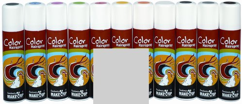 Color-Haar-Spray 75 ml, silber