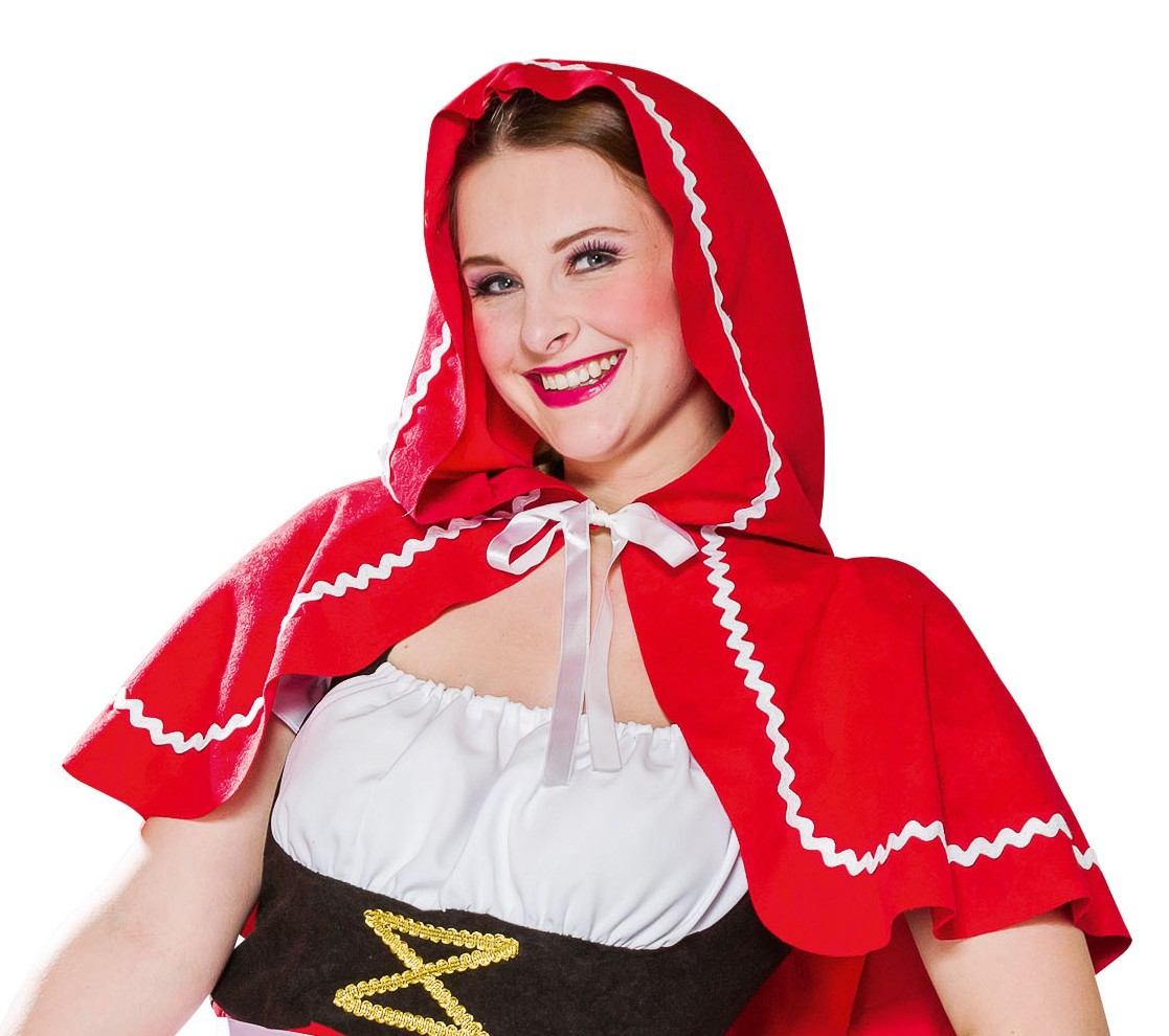 kostüm rotkäppchenumhang rot  reymannversand
